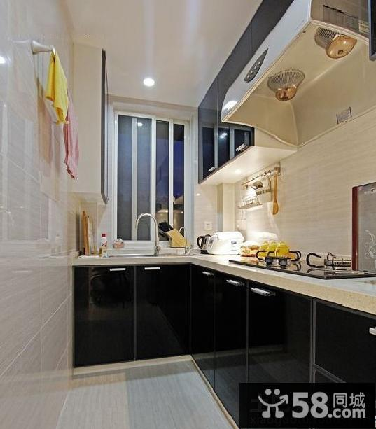 厨房集成吊顶装修图片