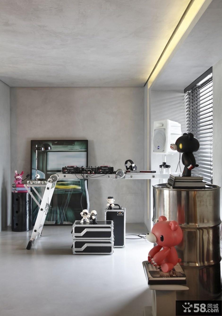 卧室背景墙欧式装修效果图大全