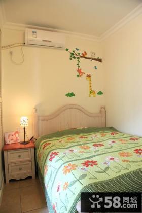小孩卧室装修效果图大全2013图片