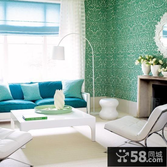 家居装修客厅电视背景墙