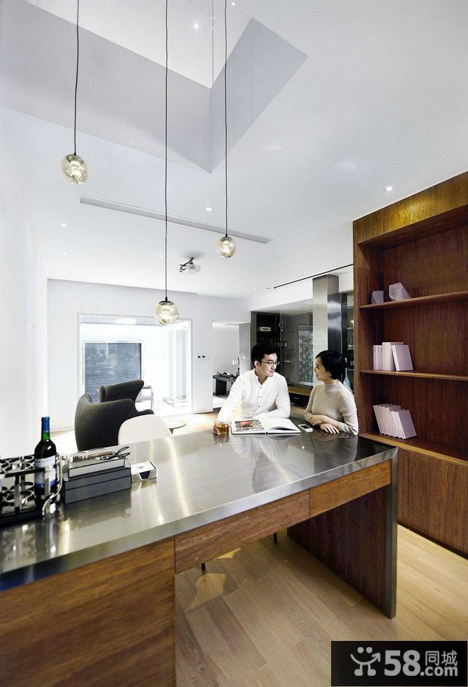 简约式家居装修餐厅图片欣赏