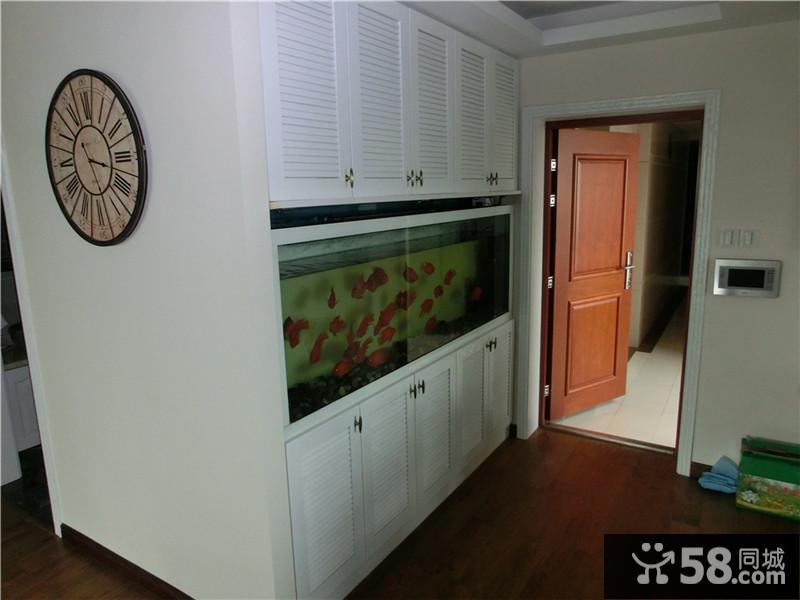 简约卧室电视背景墙