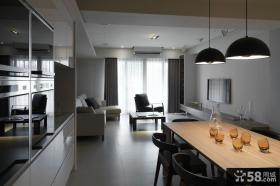 现代设计两居室欣赏大全