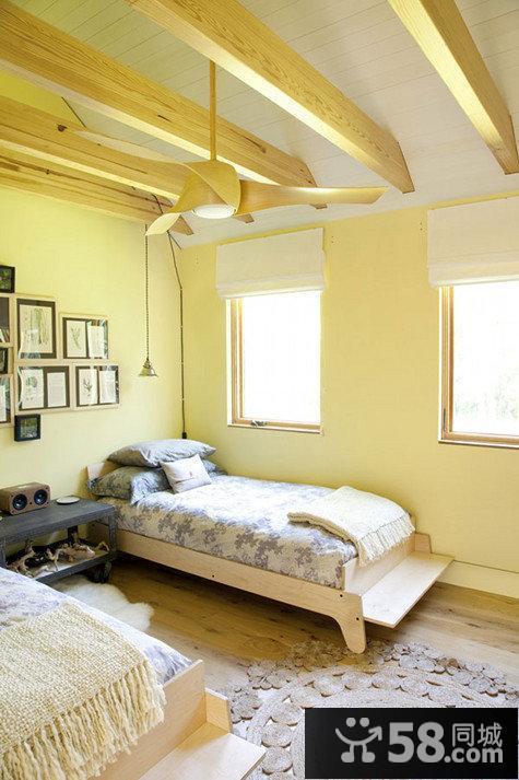 卧室欧式装修图片
