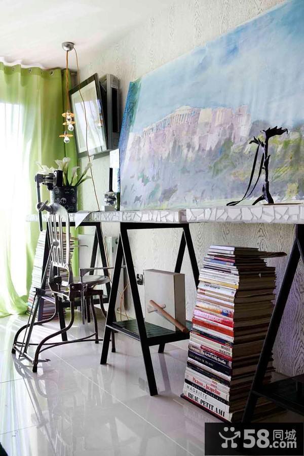 50平方小户型一室一厅装修图