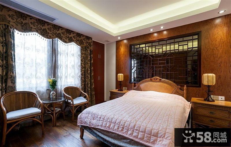 欧式主卧室装修