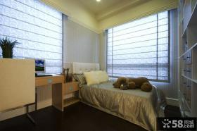 现代风格华丽装修设计卧室
