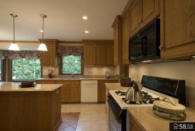 厨房灶台装修设计
