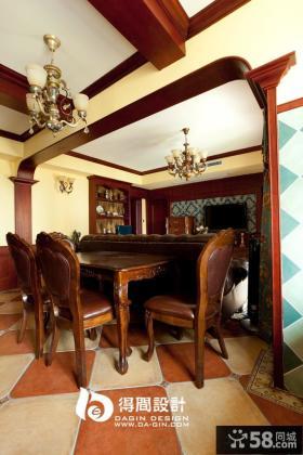 客餐厅吊顶效果图大全2013图片