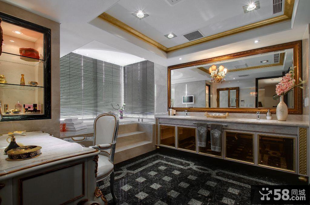 新古典风格装修别墅图片欣赏