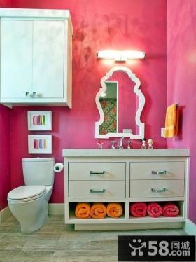 小卫生间装修效果图 厕所装修效果图2012图片