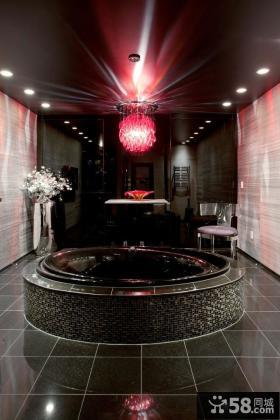 卫生间装修效果图大全2012图片 2012厕所装修效果图