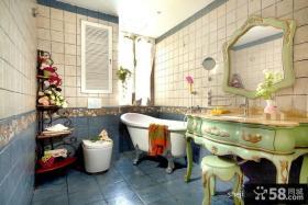 4平方卫生间装修图 欧式卫生间装修效果图欣赏