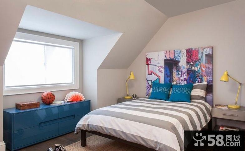 欧式装潢卧室