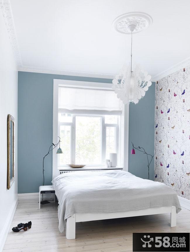温馨卧室灯具图片欣赏
