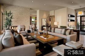 2012最新客厅装修效果图