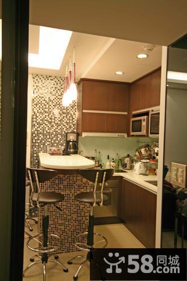 现代一居室案例展示