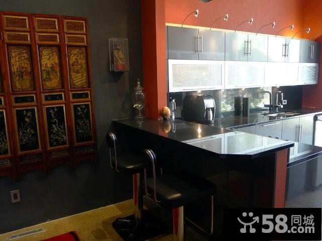小户型厨房橱柜图片