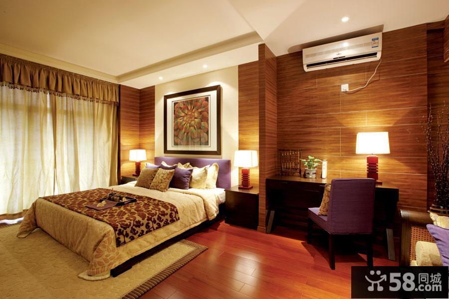 卧室温馨墙纸