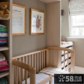 58平米小户型轻松小清新儿童房装修效果图