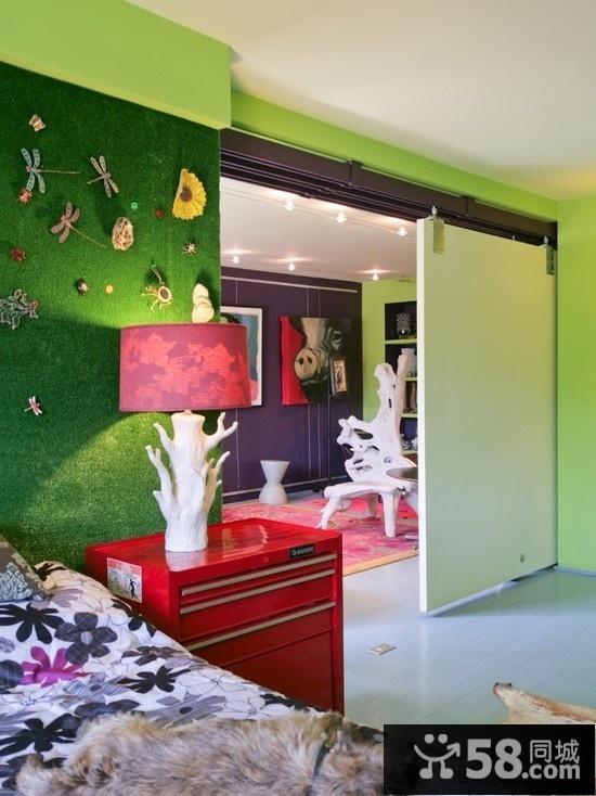 小户型一居室装修图