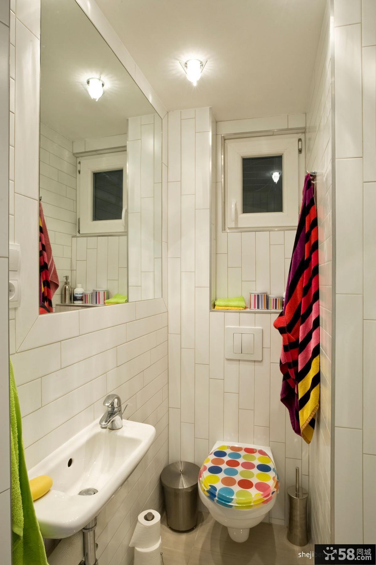 4平米小户型卫生间装修效果图