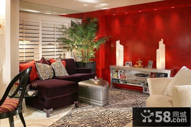 客厅装修效果图欣赏小户型