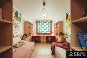 现代简约书房室内装修图片