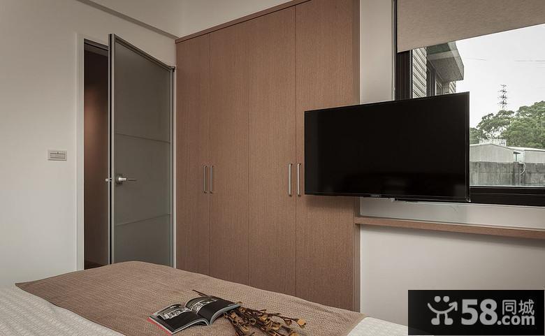 客厅电视背景墙装修设计图