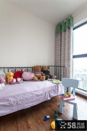 美式现代儿童房效果图片