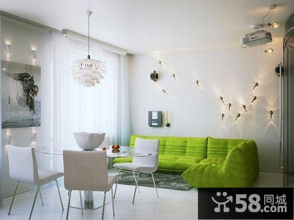 小户型客厅现代