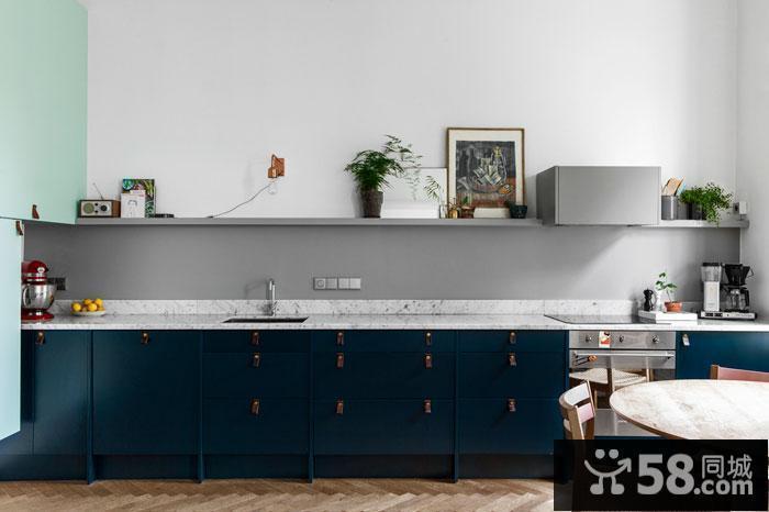 欧式小户型厨房