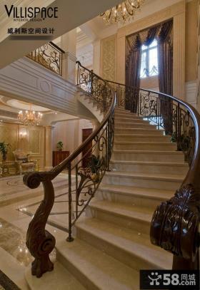 旋转楼梯设计图片