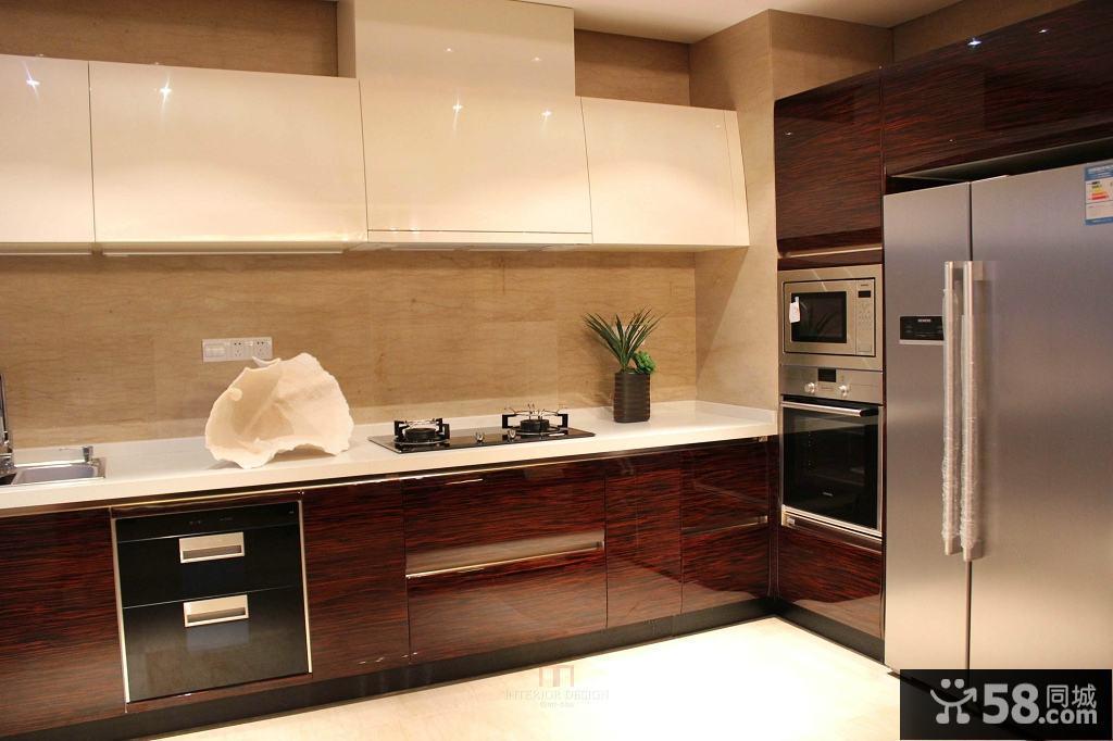厨房装修欧式