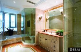 2013最新欧式风格卫生间装修效果图欣赏