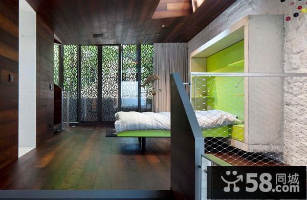 后现代卧室装修