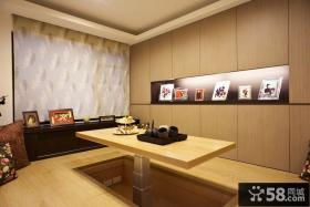 最新混搭风格三居室装饰效果图片