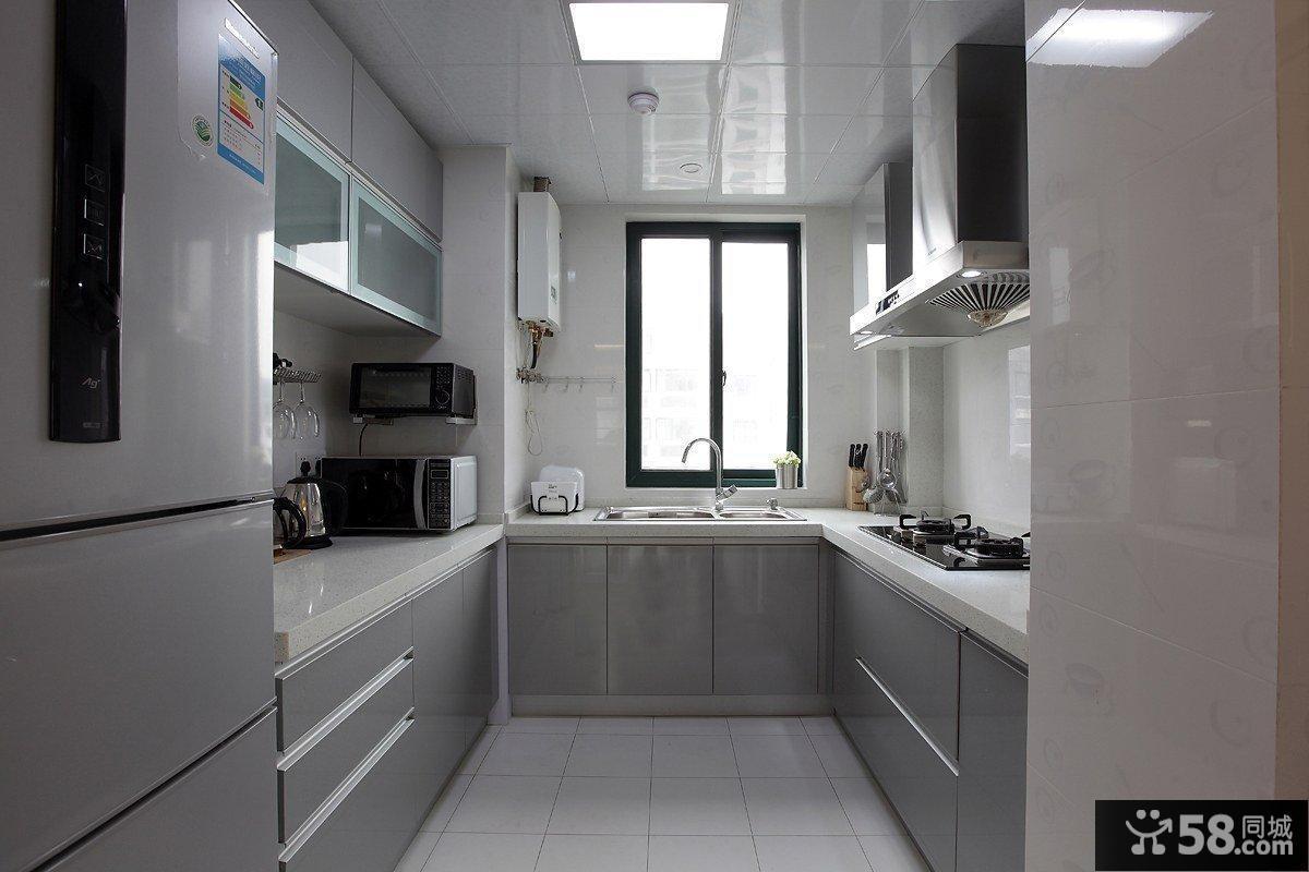 现代二居装潢设计