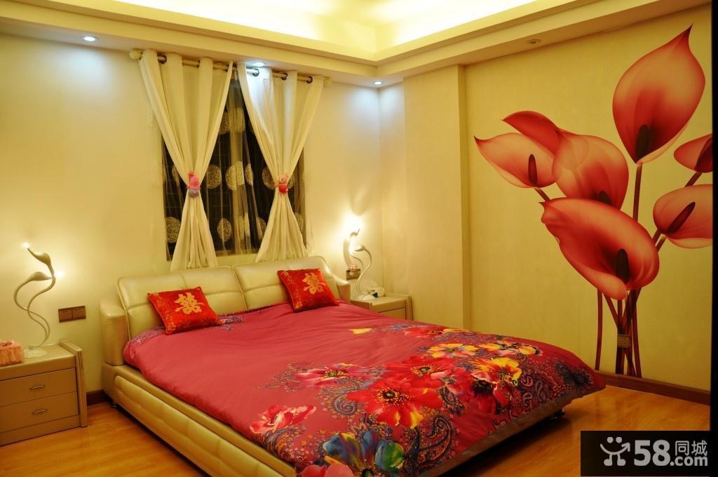 古典中式床