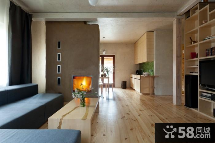小户型客厅装饰效果图欣赏