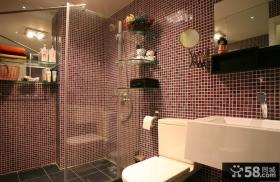 小卫生间瓷砖装修效果图