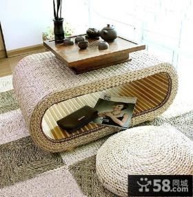 编织榻榻米装修效果图