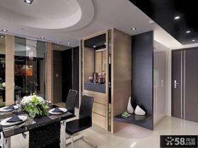 三居室现代简约装修效果图