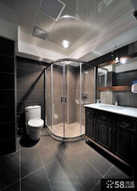 欧式风格卫生间装修效果图片