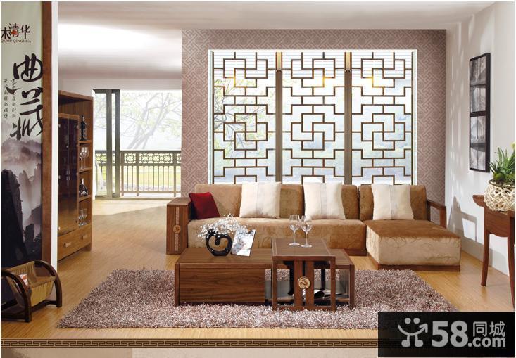 电视背景墙现代风格