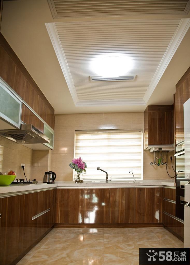 厨房简约设计效果图