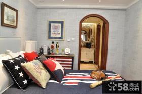 欧式风格四居室装修效果图欣赏大全