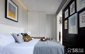北欧家装卧室欣赏