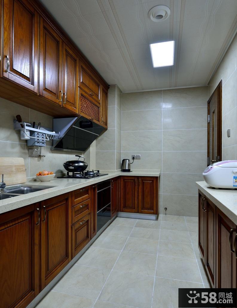 40平小户型家装样板间