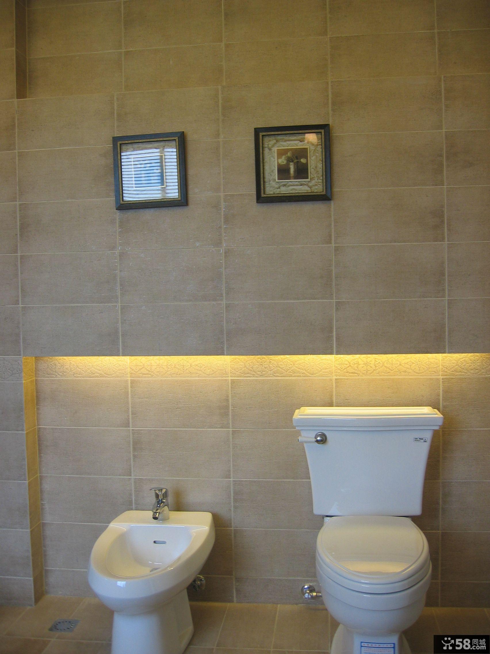卫生间设计效果图欣赏大全